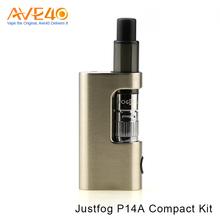 Best Selling Products Vapor Starter Kits Express Ali Justfog P14A Compact Kit With Battery Protection Functions