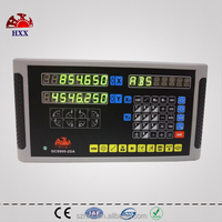 hxx new high precision measurement digital readout gcs900-2da dro system for mill machine with one piece