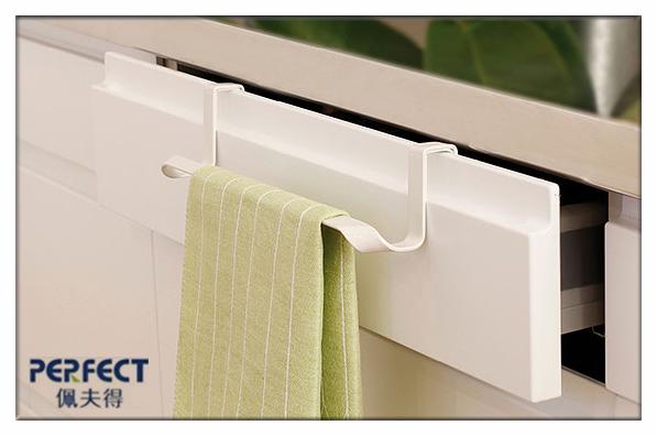Kitchen Cabinet Door Metal Hanging Towel Bar Shower Room
