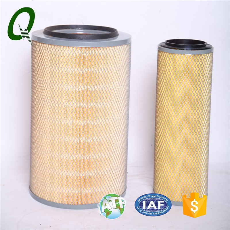 Air filter element high quality air filter for XCMG crane China industrial air filter