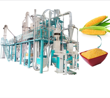 Maize grinding mill machine for sale