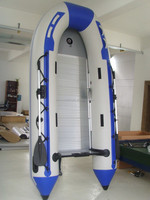 China Qingdao LanYu Inflatable Boat for Sale (2.3m-5.4m)