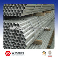 Q235 Hot Dipped Galvanized Steel Pipe Used Construction for Sale