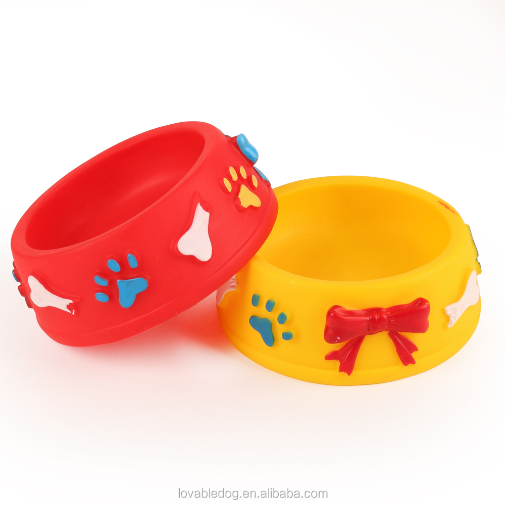 New pet products rubby bowl dog toys & talking pet toys wholesale china