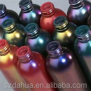 high quality color changing mica pigment