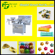 Direct Factory ball chocolate Single layer automatic center filled soft candy packing machine