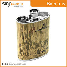 Highest rated ecig CAMO e pipe Bacchus mod reviews electronic cigarettes
