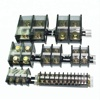 TA-040 Din Rail 600V 40A Male Female Screw Barrier Strip