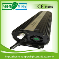 hydroponics lights grow hid ballast 600w
