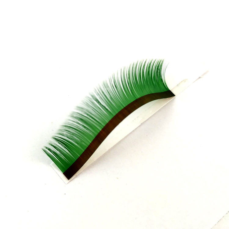 New Technique All Hand Made Luxury Quality Thin Tape Russian Volume Lashes Eyelash Extension