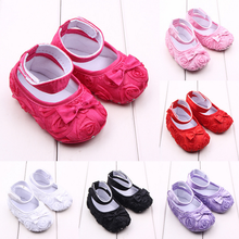 2016 colorful baby shoes with little bow flower surface baby toddler shoes comfortable baby sandal shoes