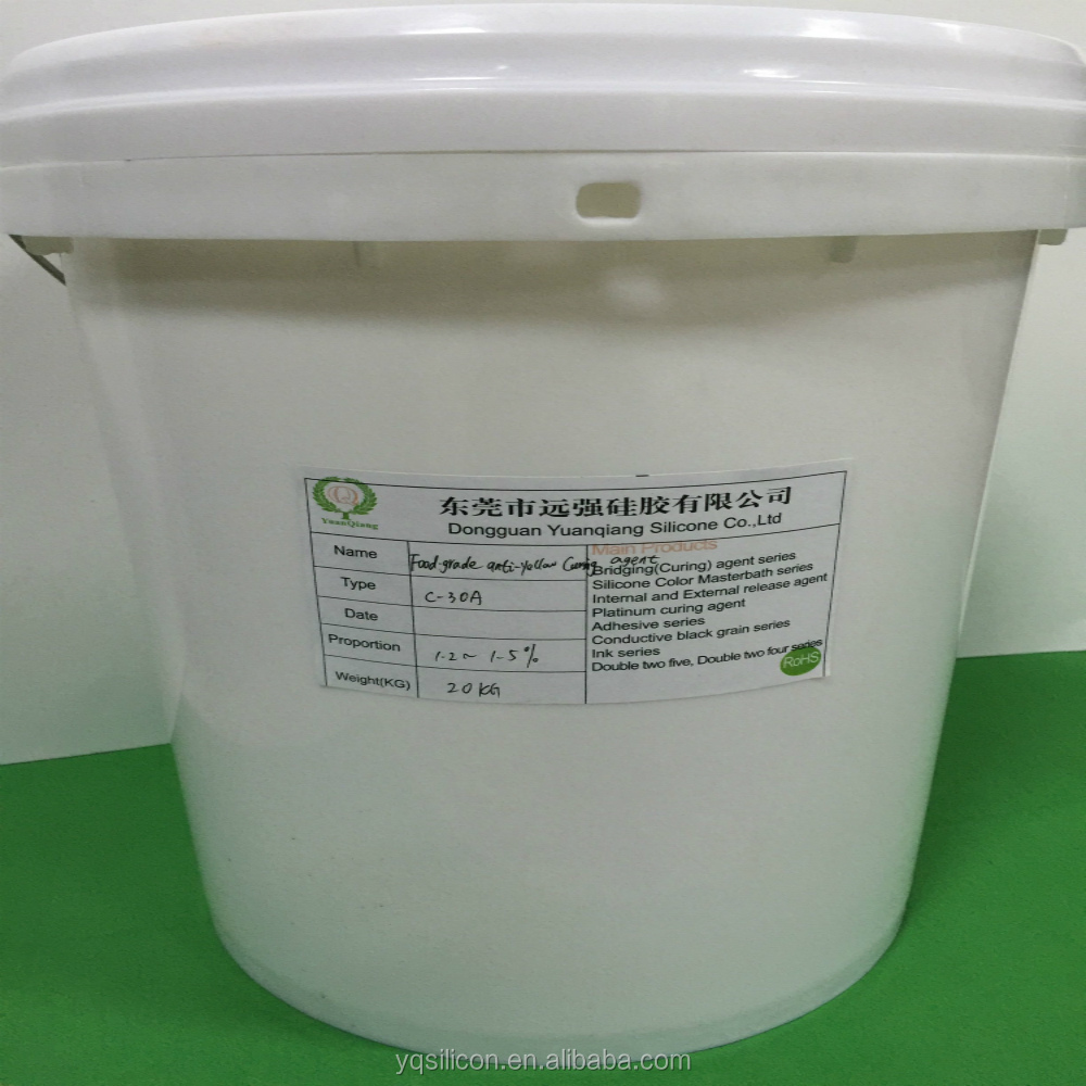 Food grade anti-yellow curing agent for silicone and Rubber Auxiliary AgentsTrigonox 101