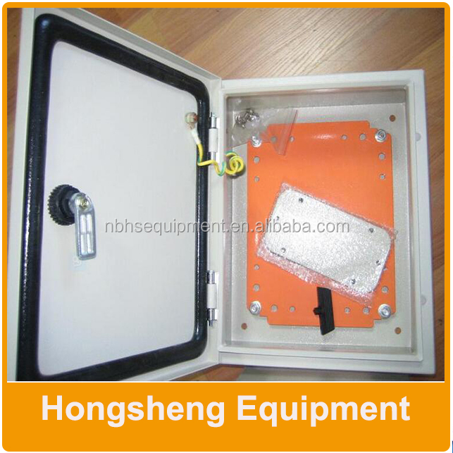 Chinese factory high precision ip65 waterproof sheet steel metal enclosures for electronics
