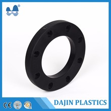 Restrained Flange Adaptor for HDPE Pipe.
