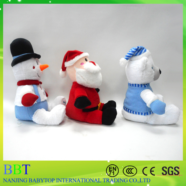 Wholesale Giant Plush Christmas Stuffed Animals Toys