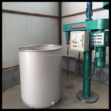 300-500L cement dissolving chemicals /high speed disperser/dissolver