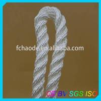 1/2'' braided or twisted nylon ropes for sailing boat maring supplies