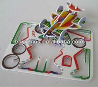 2013 kids game 3D PP puzzle/3D super puzzle