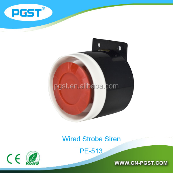 Manufacturer of cheap sirens, fire alarm siren 12V for fire fighting system, CE&Rohs