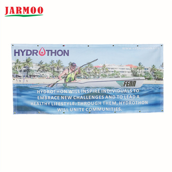 banner printing /full color digitla print pvc banner printing with eyelets