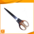 "7"" FDA unique stainless steel office use office stationery scissors"