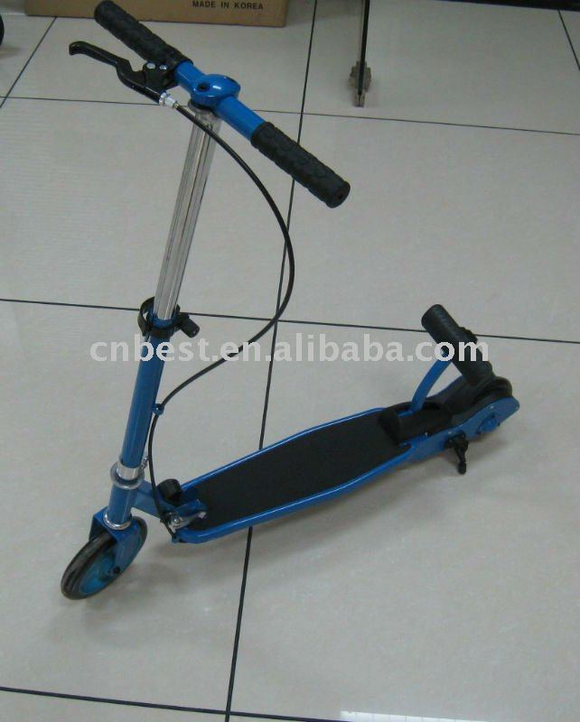 JS-008B TWO Wheel Foldable Kids Kick scooter with CE