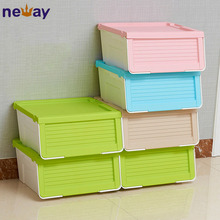Multifunctional Home Ringent Drawing Plastic Storage Container