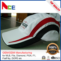 Custom Dry Mesh Cool Hat Fit Adjust Golf Baseball Ball Cap Sport Caps