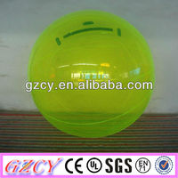 grows in water balls,inflatable toys, inflatable water ball game