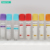 Factory direct supply various colors PET vacuum blood collection tube for hospital single use
