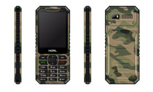 2.8inch Feature Mobile Dual SIM Factory Direct Rugged Bar Phone