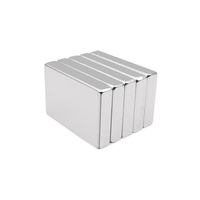[LYC] 50*20*3mm super strong 5000 gauss 50*20*4mm 50*20*5mm Neodymium Powerful Magnet N52