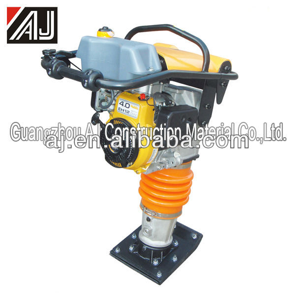 Good Quality!!! Gasoline Tamping Rammer with Honda Engine,Robin Engine, Lifan Engine and Yamaha Engine