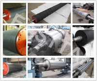 EASTTAI pope reel roller for pope roll of paper machinery
