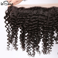 2017 New Trendy Salon Need High Quality Indian Hair 360 Frontal