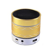 Micro audio mobile smart cell phone compute MP3 MP4 mini twitter home audio speaker