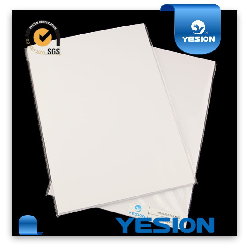 2015 professional Photo paper glossy inkjet photo paper lucky high glossy photo paper