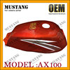 Top Quality Motorcycle Fuel Tank New Design,Cheap Fuel Tank for AX100 Motorbike Factory Sell