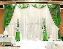 IDA new stage trade show fabric backdrop display decorations most popular and fashionable