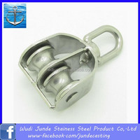 Double Wheel pulley , chain pulley block
