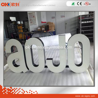 diy light up resin wall letters/led channel letter