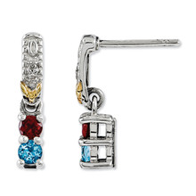 Popular Colombian Jewelry 925 Sterling Silver Earrnigs Anime Earring