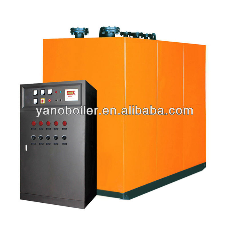 Big Power 2880KW horizontal Electric Steam Boiler Industrial Use