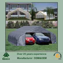 Peak Style Car Garage /car port/Car Shelter , Heavy duty storage Shelter, Commeracial Warehouse Tent
