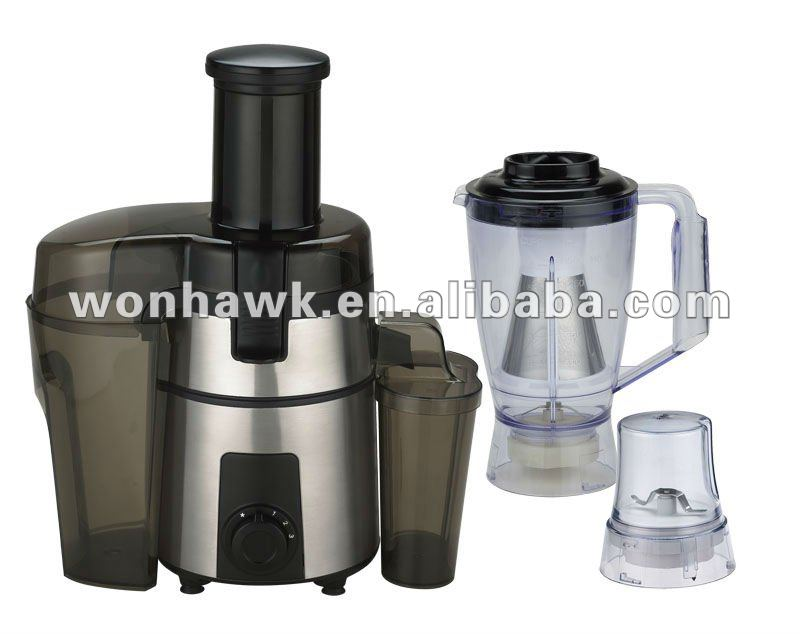 Stainless steel electric juicer machine juicer mixer