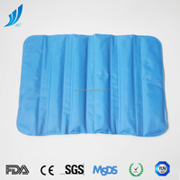 Customized Cooling Mat ice cushion ice pillow ice pad for man and dog