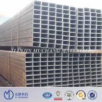 Construction Material Square and Rectangular Steel Pipe