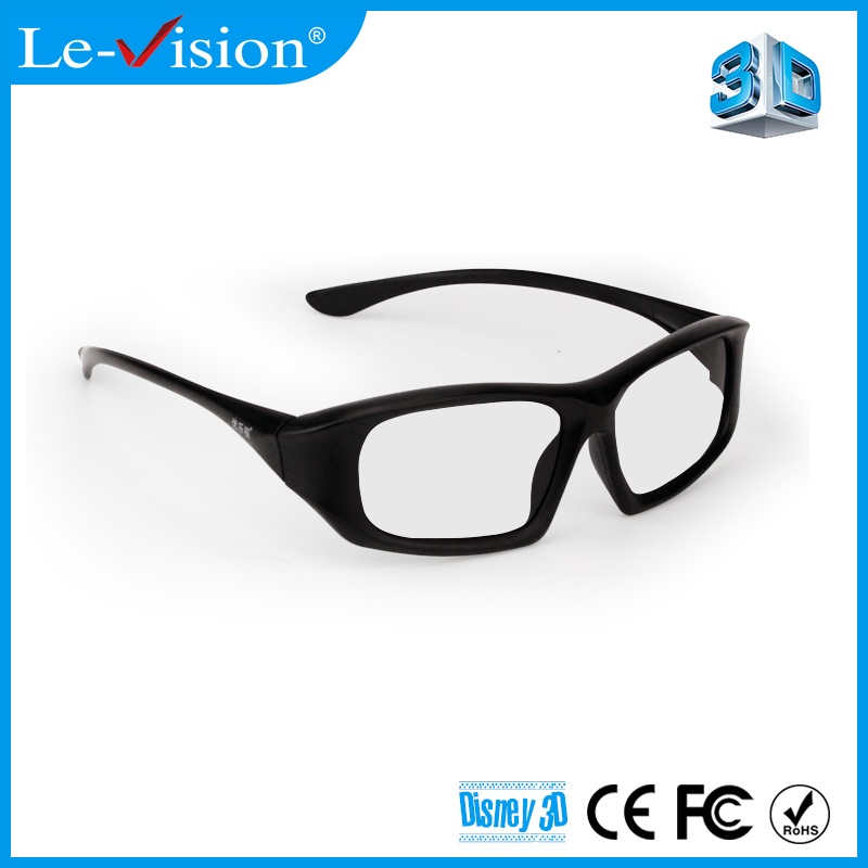 Factory Safety Sale DLP Projector 3D Glasses for 4D 5D 6D 7D 9D Cinema and Home 4D Theater System Active Shutter 3D Glasses
