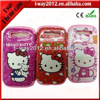 IMD design hello kitty case for galaxy s