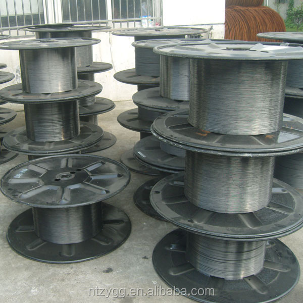 0.4mm to 1.8mm metal reel packing steel wire for rope